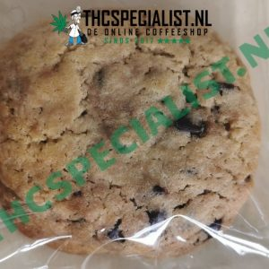 1 pack Chocolate cookies High THC content